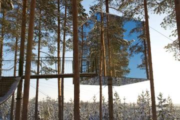 Treehotel, Švedska