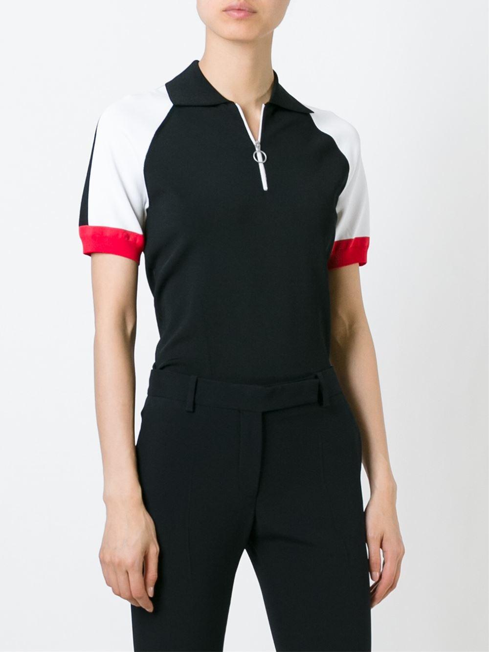 Polo majice (T by Alexander Wang, 410€, farfetch.com)