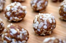 arašidove kroglice