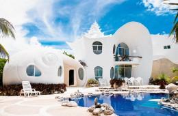 Casa Caracol, Isla Mujeres, Mehika