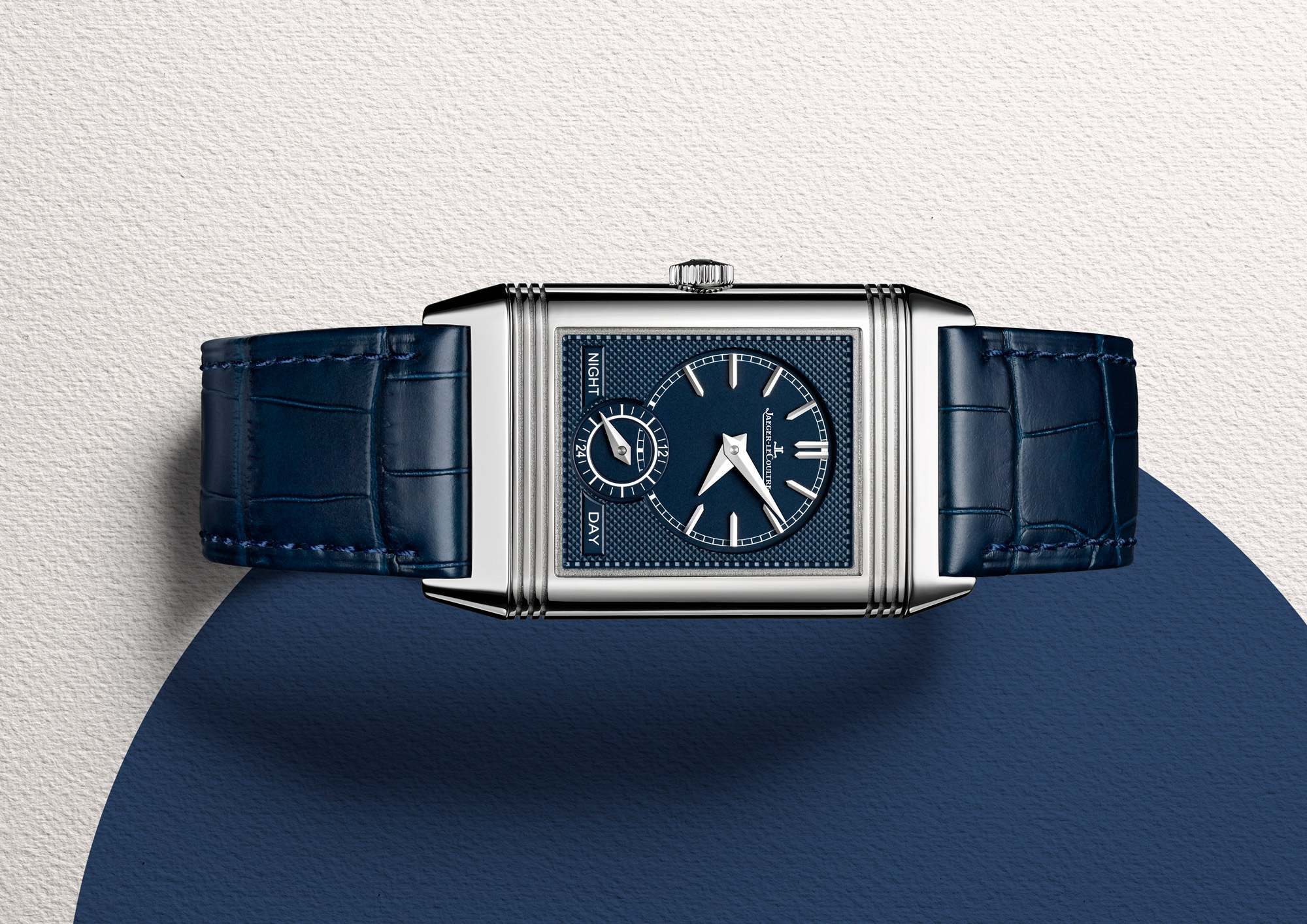 Jaeger-LeCoultre, Reverso Tribute Duoface SS