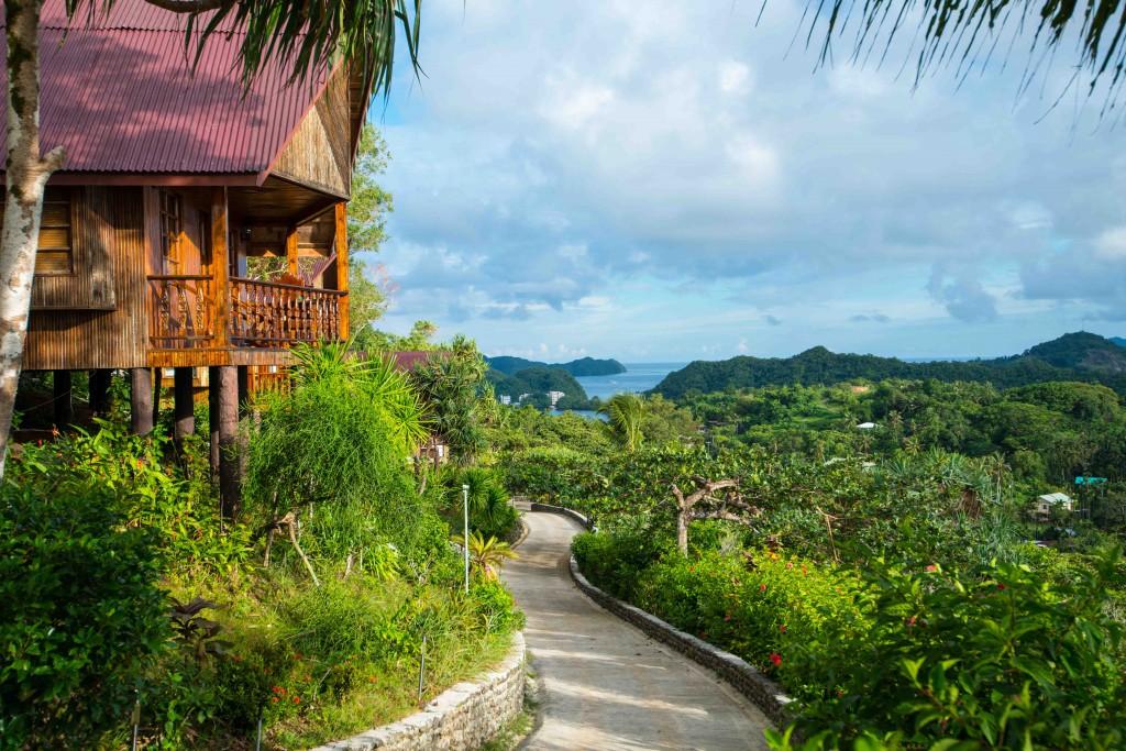 Koror je en najbolj priljubljenih turističnih otokov Palaua.