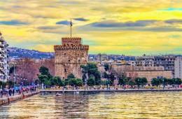 Tesaloniki, Grčija