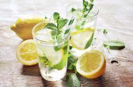 limonina voda