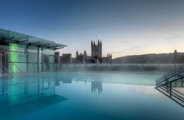 Bath, Anglija: The Thermae Bath Spa