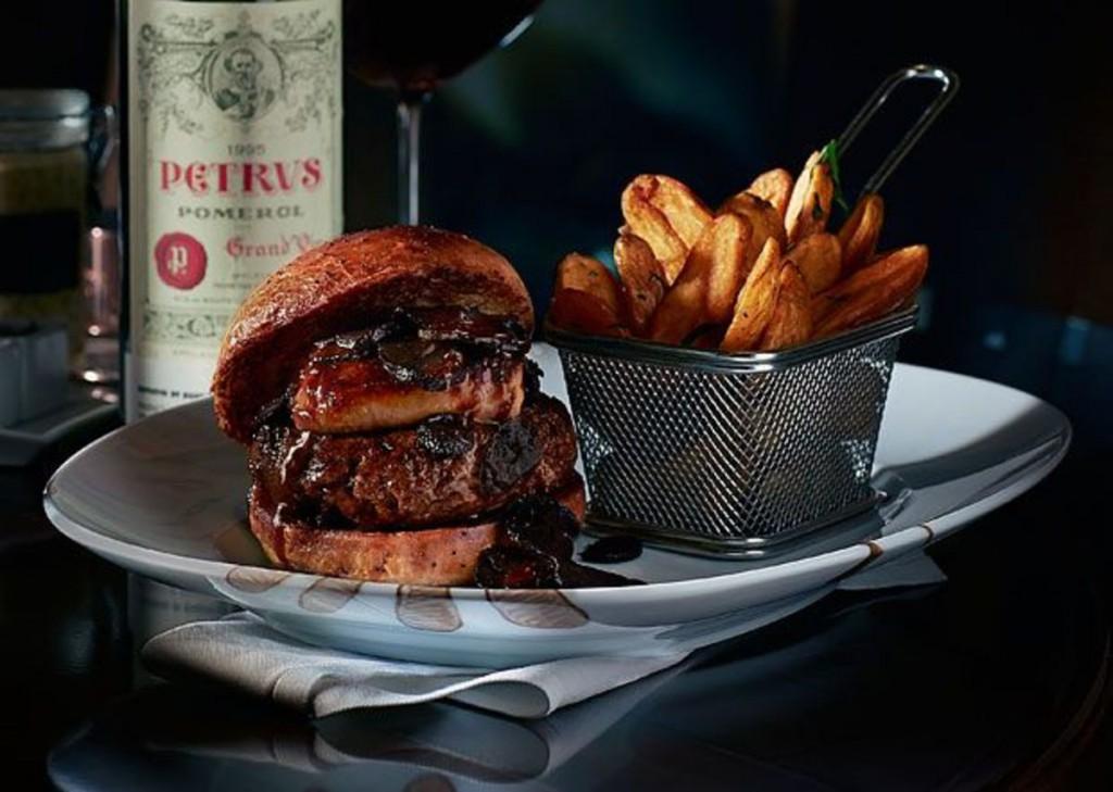 Burger Fleur 5000 za 5.000 ameriških dolarjev