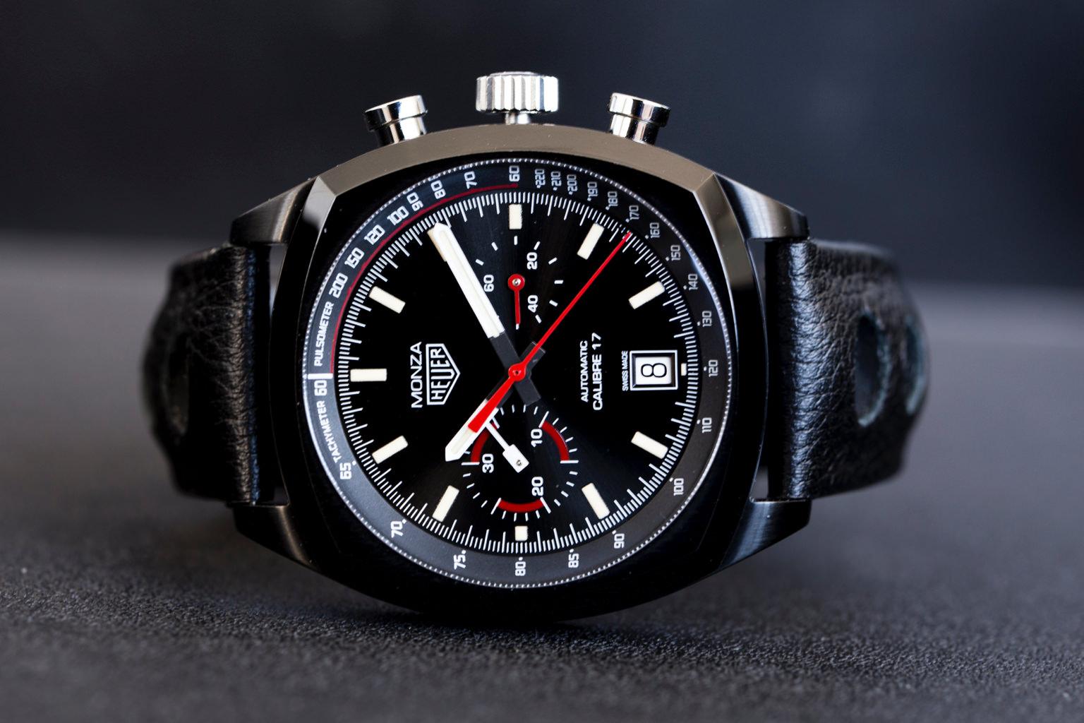 TAG Heuer: Monza Chronograph Calibre 17
