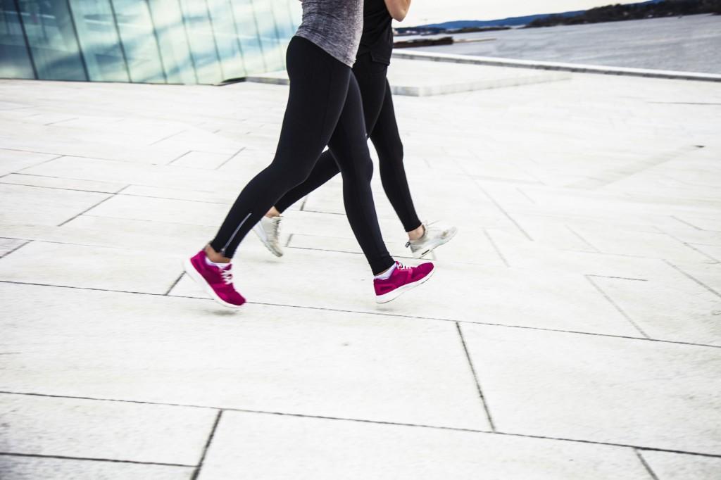 Telovadba je bistven dejavnik pri presnovnem procesu. Kaj pravite na tek?