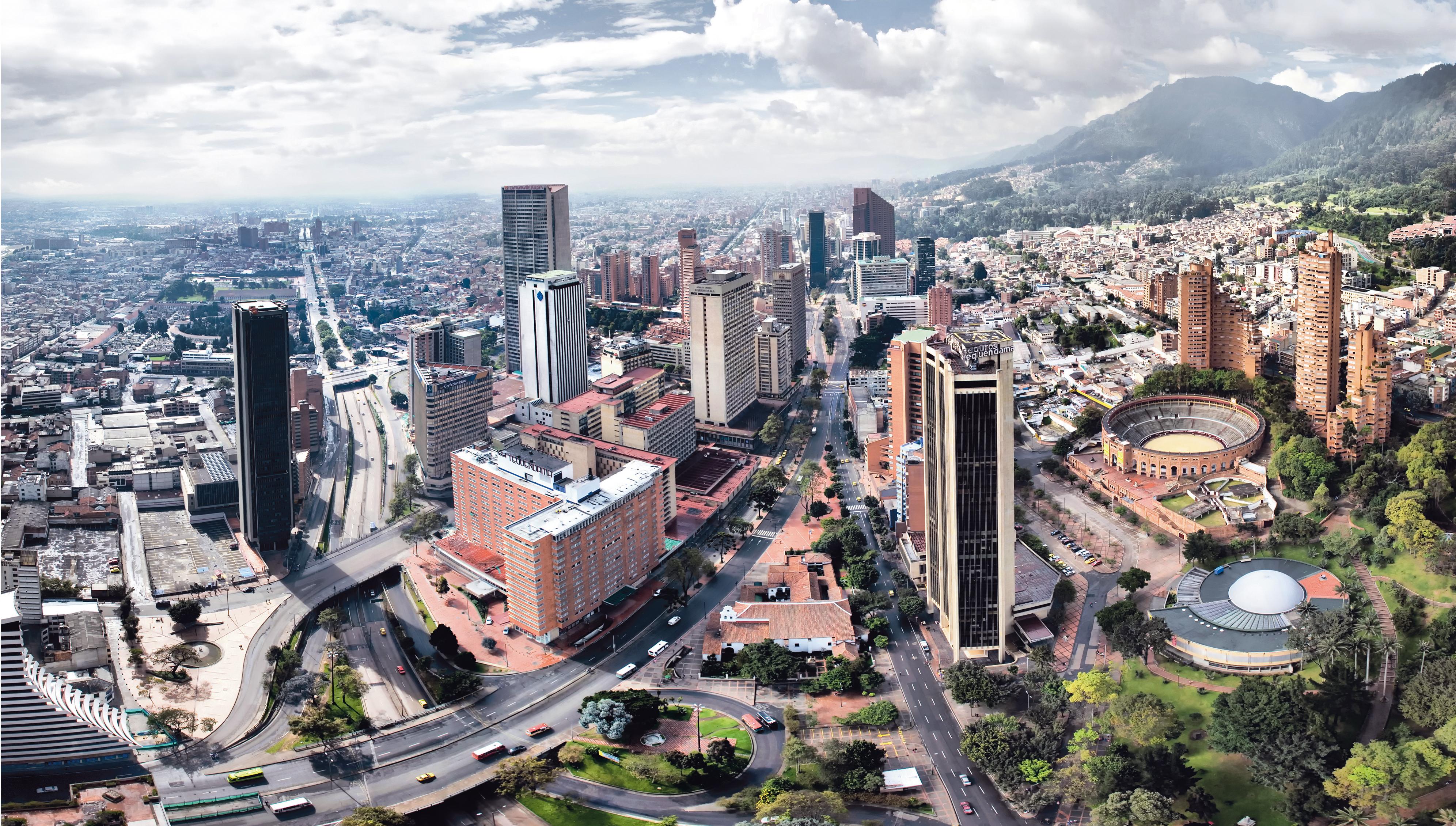 bogotá kolumbija