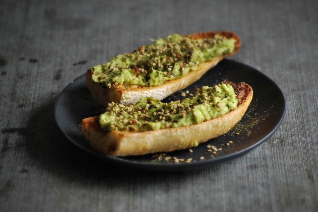 """Yummy"" avokado kruhki na hitro"