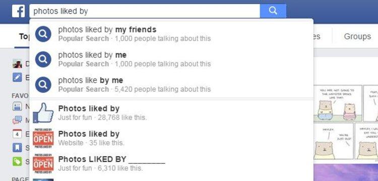 Facebook bo razkril, čigave fotografije in objave ste všečkali!