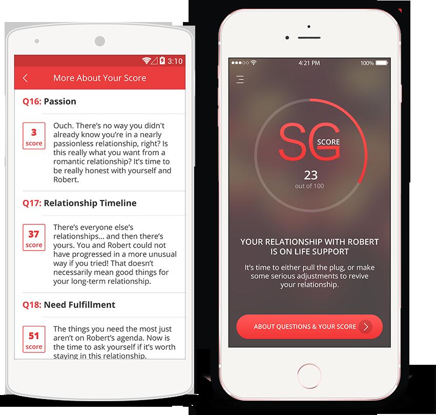 Aplikacija StayGo analizira naše razmerje.