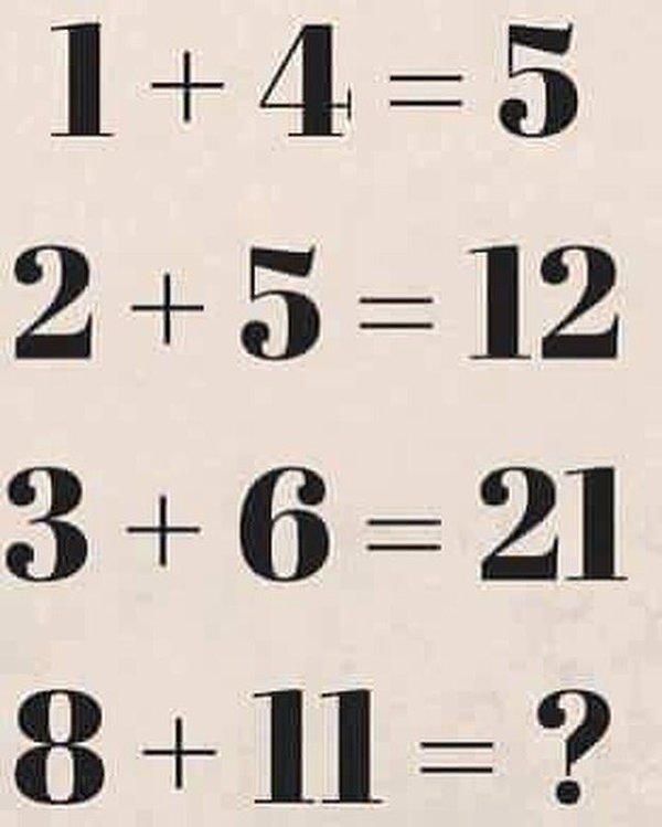 Matematična uganka