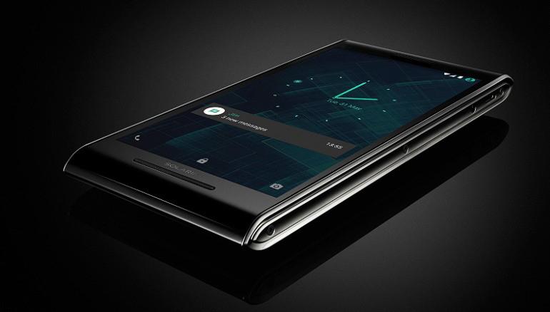 Prestižni pametni telefon Solarin