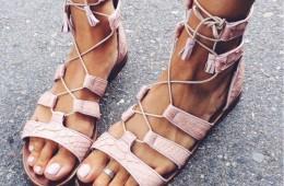 najboljši poletni sandali