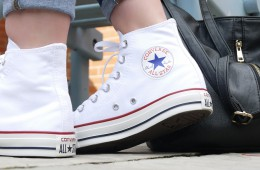 All Star Converse luknjici