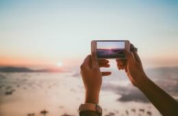 Aplikacije za popolno fotografiranje na prostem