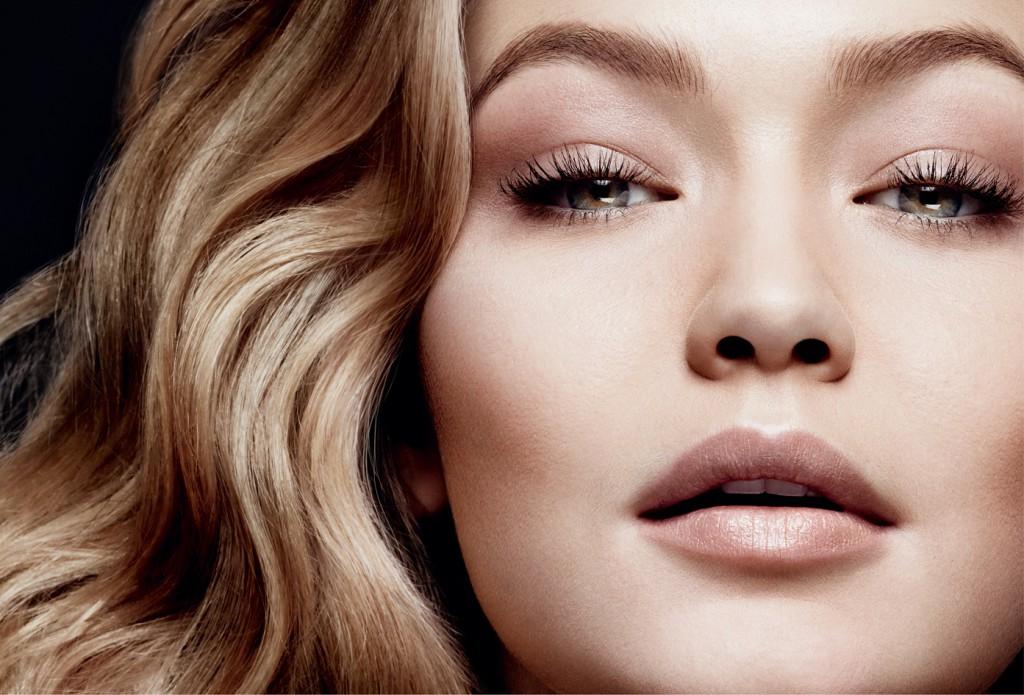 Mat učinek šminke