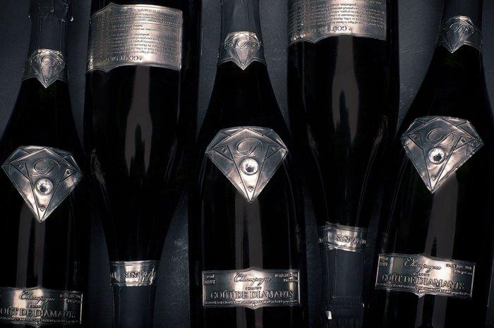 Najdražji šampanjec na svetu