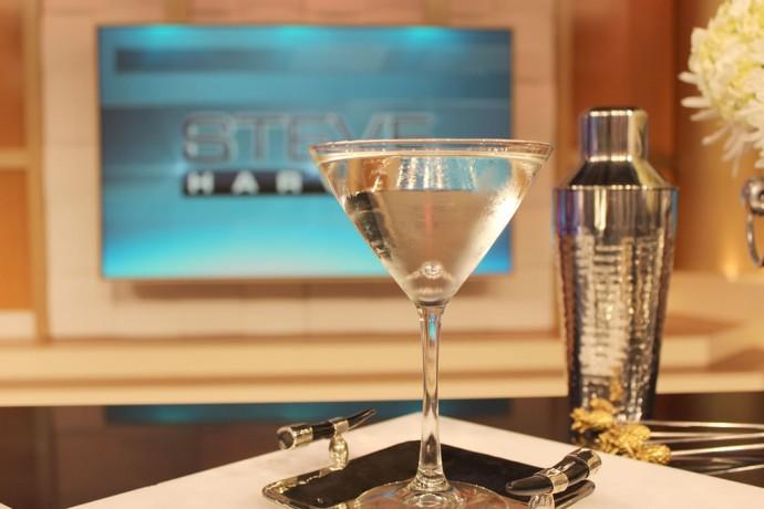 Namesto oliv boste v tem martiniju našli zaročni prstan