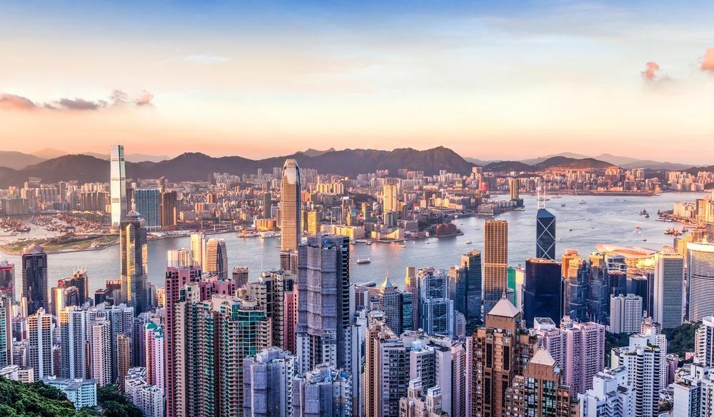 Hong Kong, Kitajska