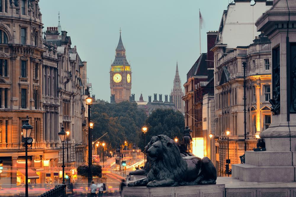 London, Anglija