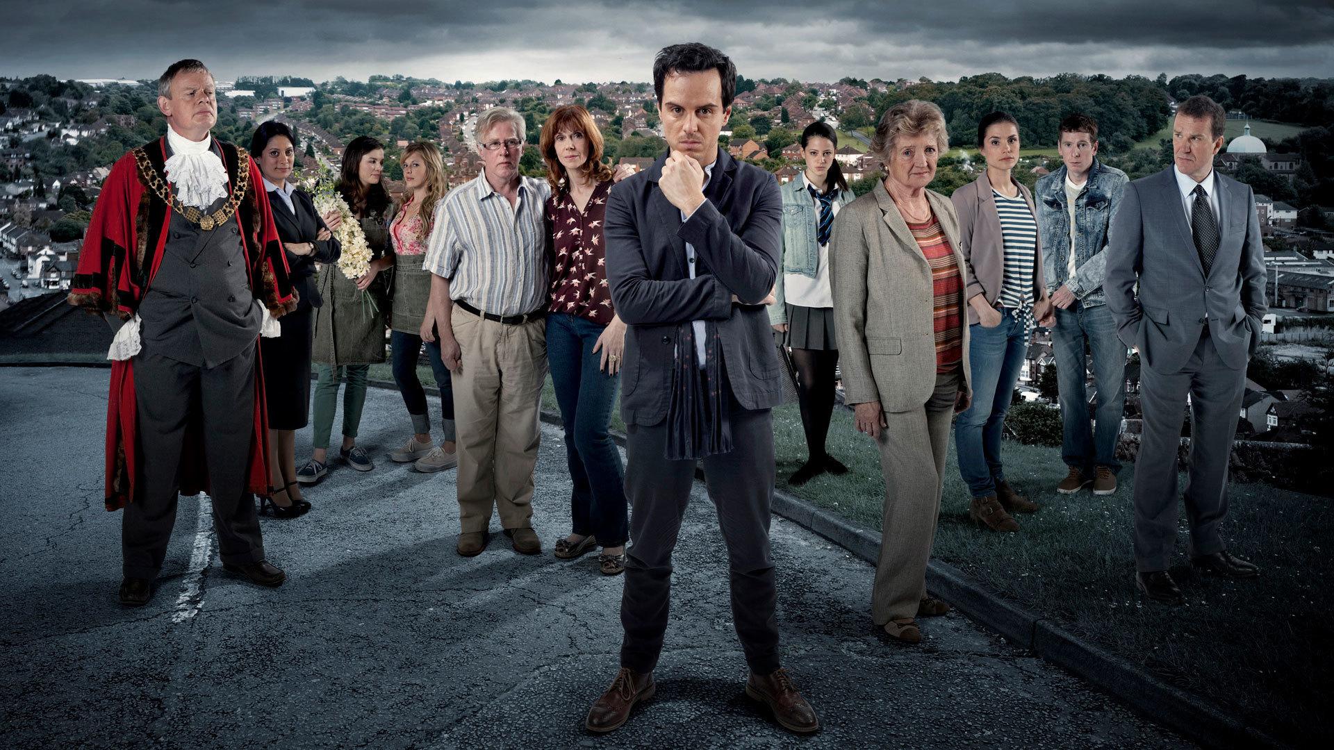 Serija The Town (2012)