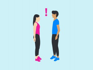 Če živita blizu drug drugega, je večja verjetnost, da se bosta zaljubila, saj dejstvo, da sta lahko hitreje drug pri drugemu, šteje veliko.