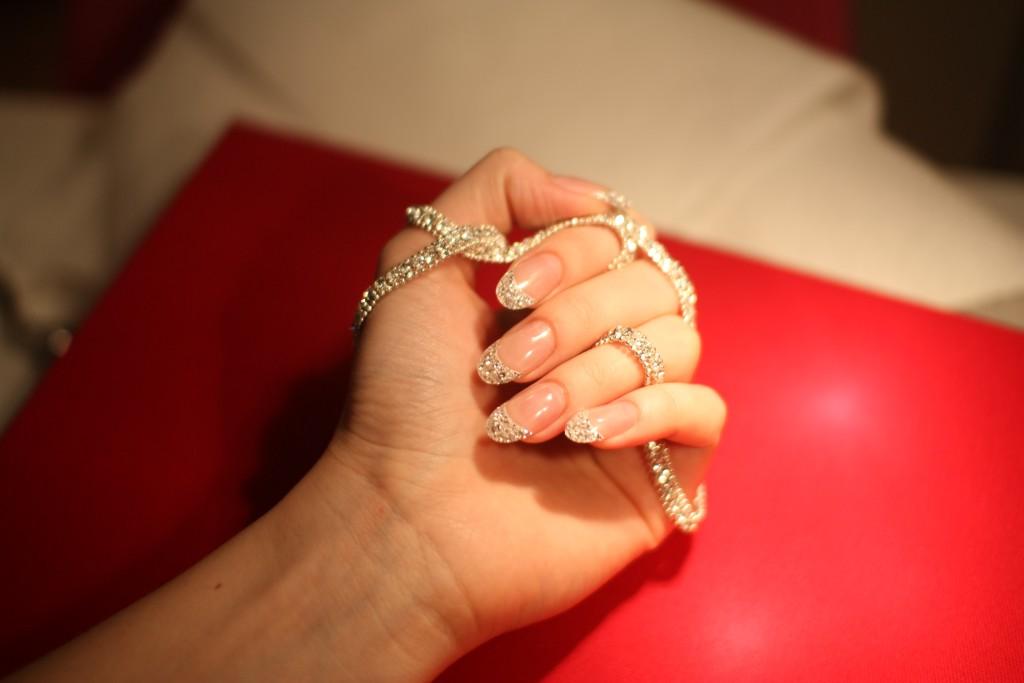Diamantna manikira