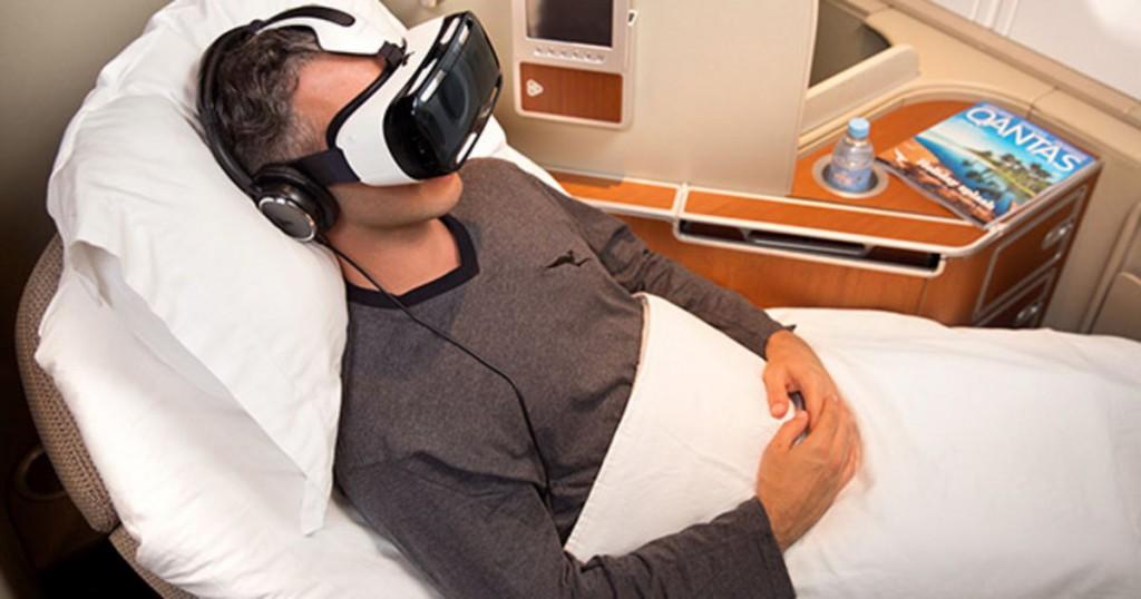 Uporabljali bomo lahko tehnologijo za virtualno resničnost