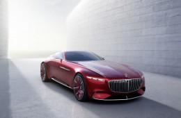 Študija Vision Mercedes-Maybach 6