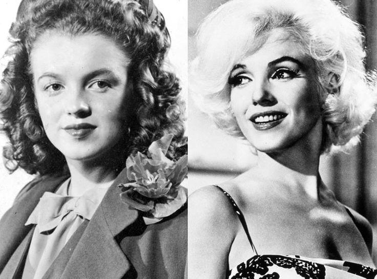 Norma Jean in Marilyn Monroe