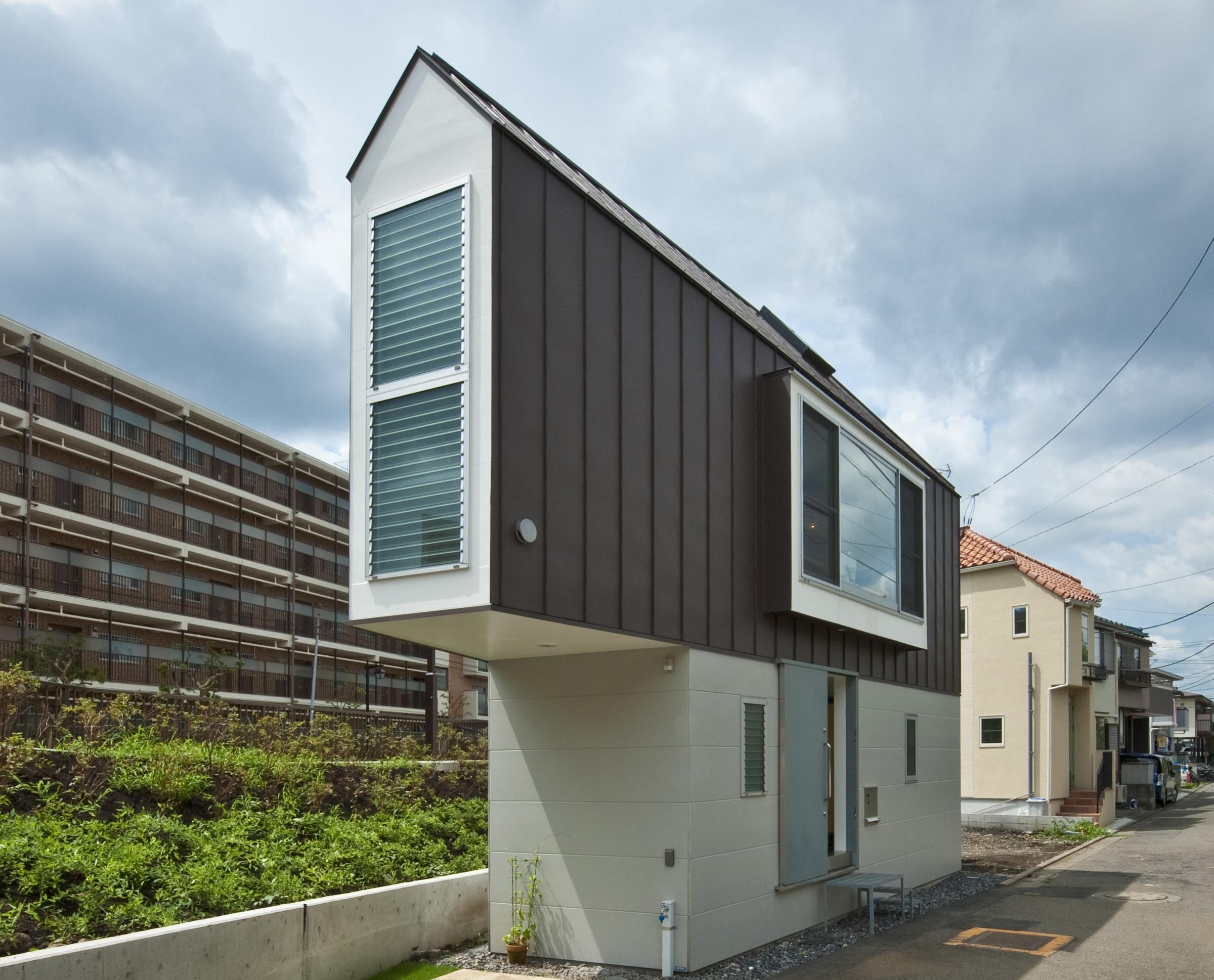 eksterior rumah kecil minimalis