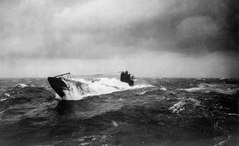 Nemška ladja U-Boot
