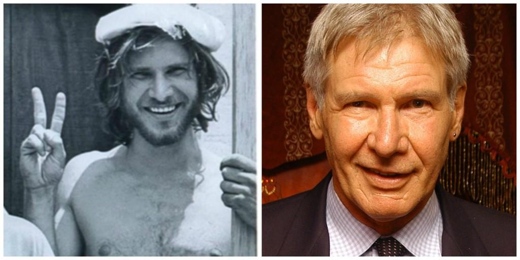 Harrison Ford je svojo kariero začel kot mizar