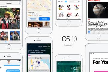 iOS   iOS 10   Apple
