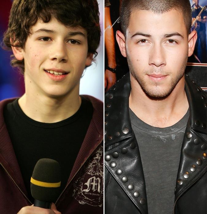 Nick Jonas je kariero začel graditi že zelo zgodaj