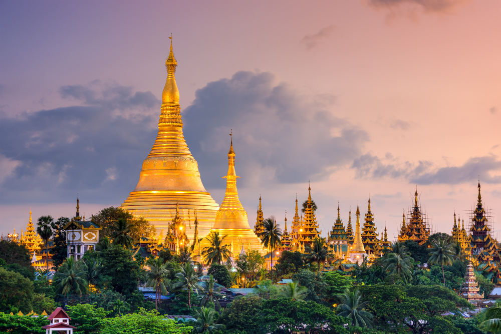 Mjanmar