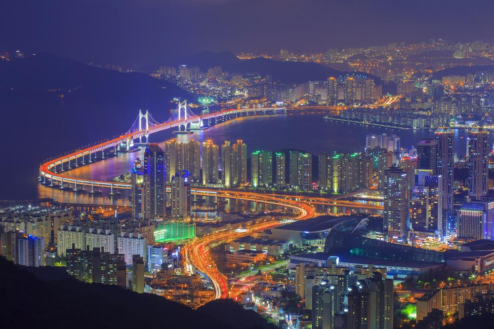 Busan, Južna Koreja