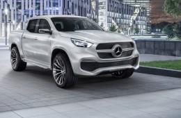 Mercedes razreda X