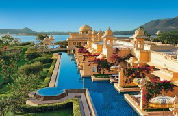 The Oberoi Udaivilas, Indija
