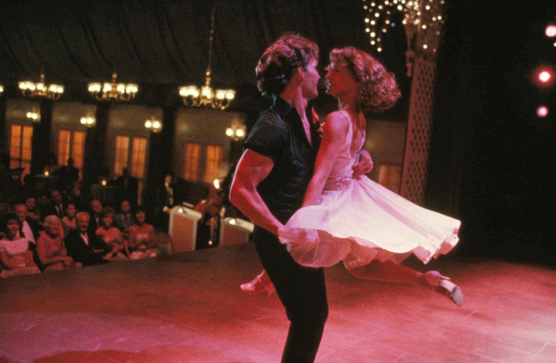 'Dirty Dancing' film - 1987
