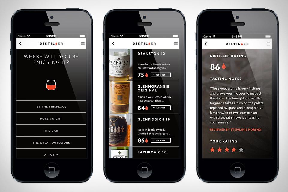Aplikacija Distiller