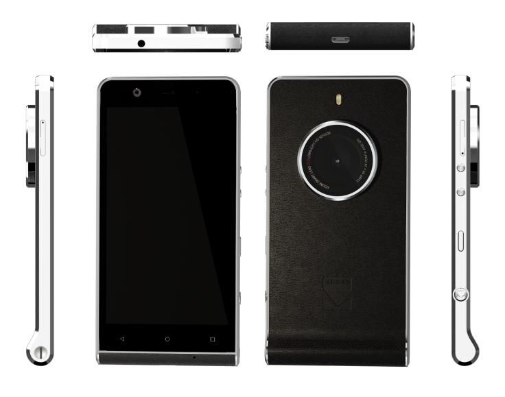 Pametni telefon Kodak Ektra na prodajne police prihaja decembra.