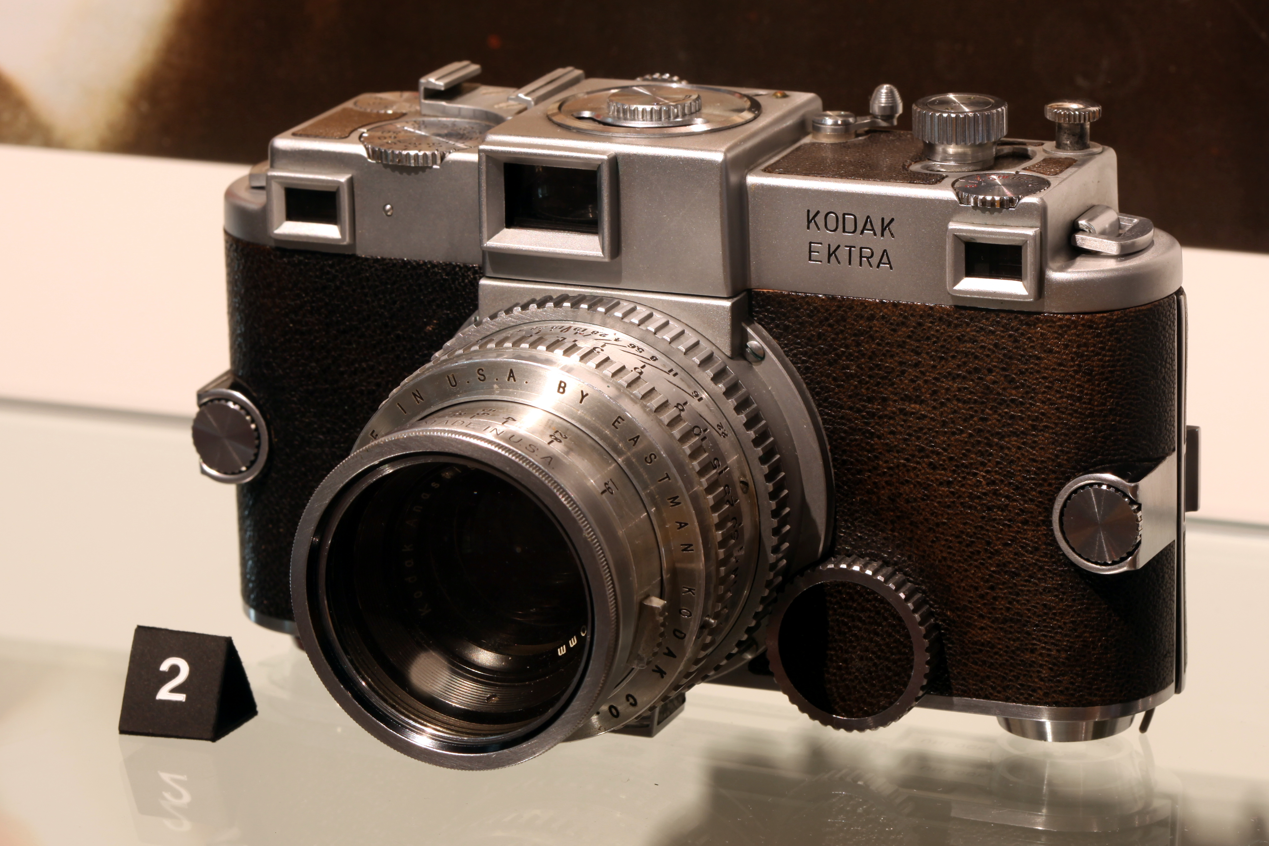 Fotoaparat Kodak Ektra