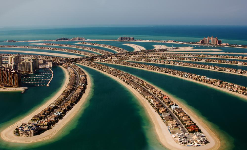 Otoki v Dubaju