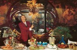 Les Diners de Gala - najbolj kultna kuharska knjiga na svetu