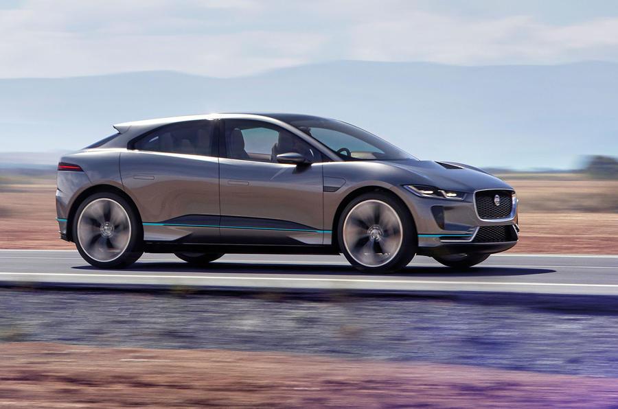 Kljub temu, da bo Jaguar I-Pace serijski šele leta 2018, ga lahko naročite že sedaj.