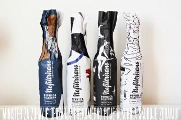 Pivovarna Union: pivo Union Nefiltrirano v novi limited edition preobleki