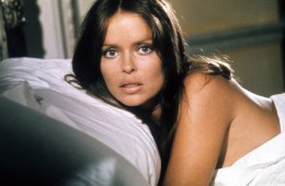 1977: Barbara Bach kot Anya Amasova (Vohun, ki me je ljubil)